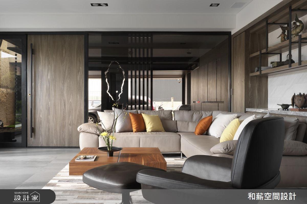 243坪預售屋_現代風案例圖片_和薪室內裝修設計有限公司_和薪_24之7