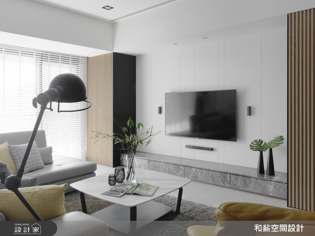 43坪新成屋(5年以下)_混搭風案例圖片_和薪室內裝修設計有限公司_和薪_26之3