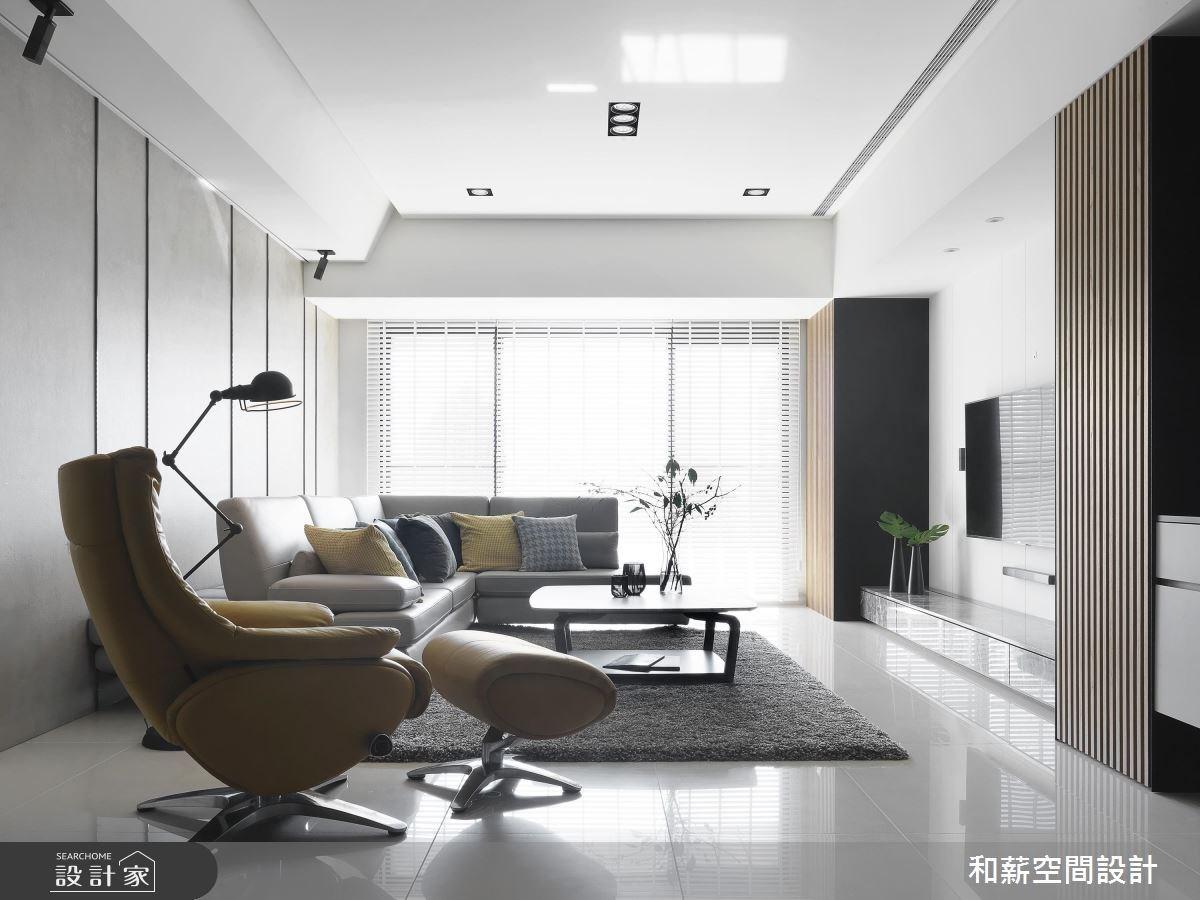 43坪新成屋(5年以下)_混搭風案例圖片_和薪室內裝修設計有限公司_和薪_26之4