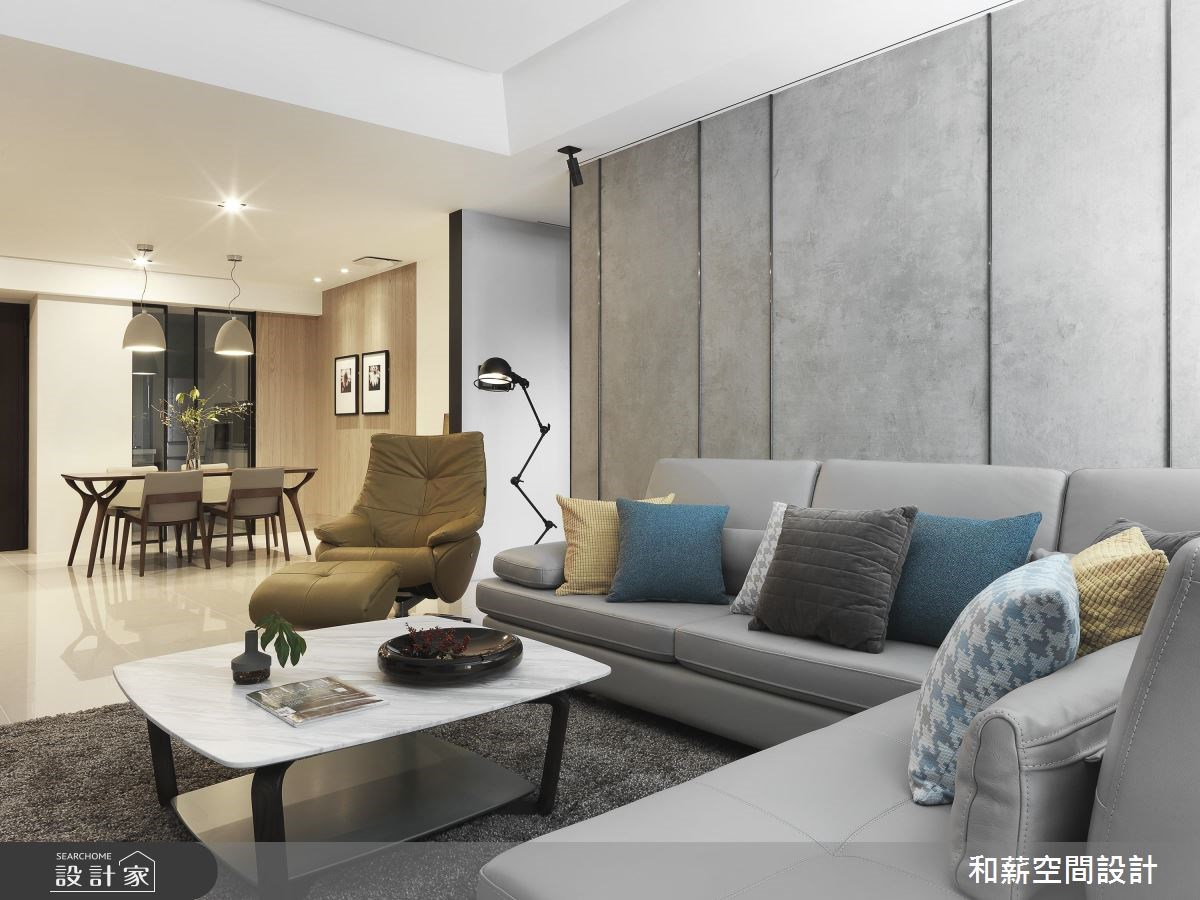 43坪新成屋(5年以下)_混搭風案例圖片_和薪室內裝修設計有限公司_和薪_26之10