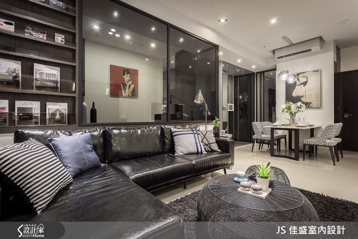 26坪新成屋(5年以下)_現代風案例圖片_JS Design Studio 佳盛室內設計工程有限公司_佳盛_02之4