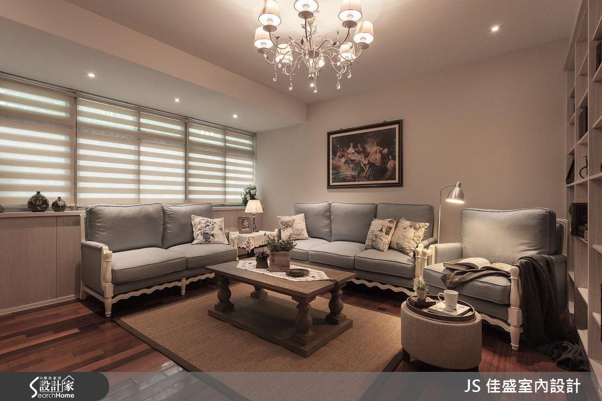 26坪老屋(16~30年)_美式風案例圖片_JS Design Studio 佳盛室內設計工程有限公司_佳盛_05之1