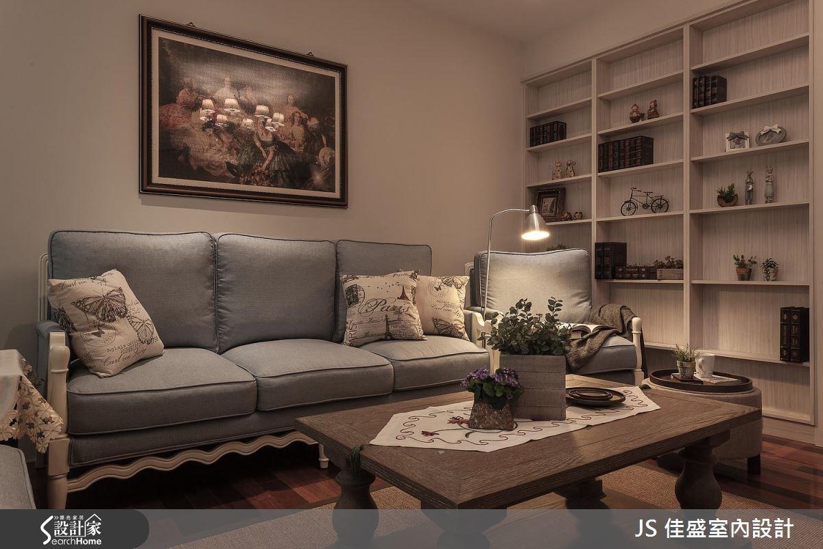 26坪老屋(16~30年)_美式風案例圖片_JS Design Studio 佳盛室內設計工程有限公司_佳盛_05之2