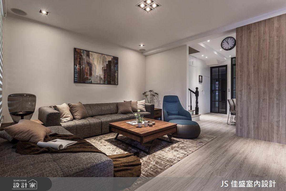 新婚宅居住守則:公平收納 x 兩間更衣室 x 專屬長輩房