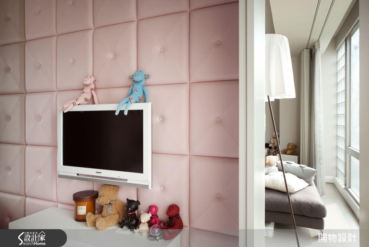 30坪中古屋(5~15年)_新古典臥室案例圖片_開物設計_開物_06之3