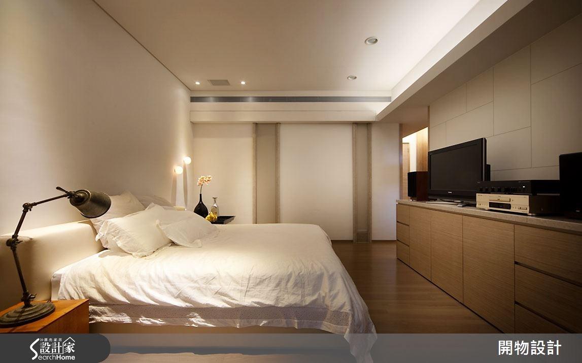 35坪老屋(16~30年)_現代風臥室案例圖片_開物設計_開物_08之2