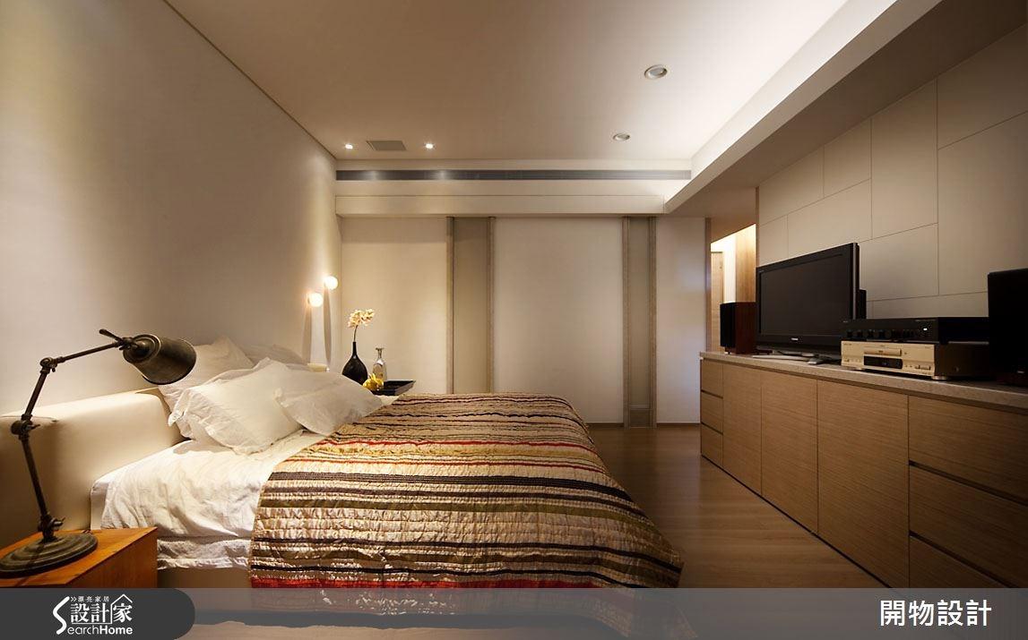 35坪老屋(16~30年)_現代風臥室案例圖片_開物設計_開物_08之3