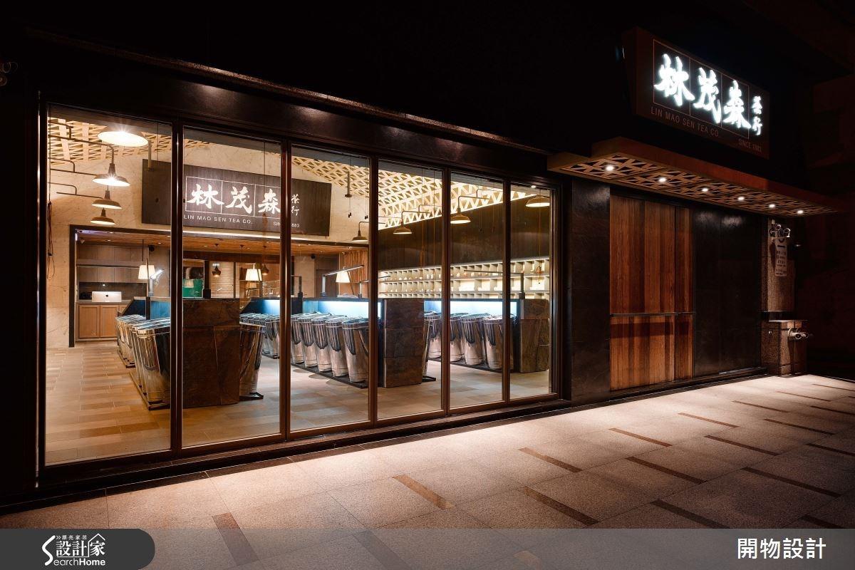 60坪新成屋(5年以下)_新中式風案例圖片_開物設計_開物_15之3