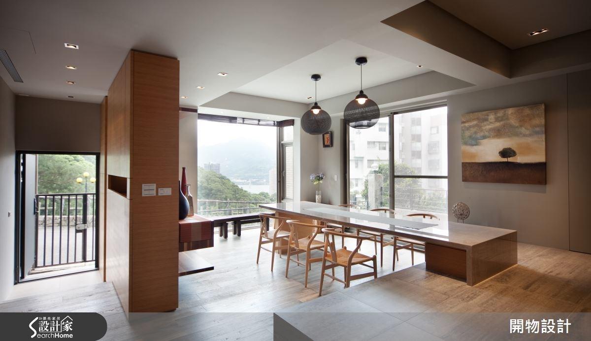 76坪老屋(16~30年)_簡約風餐廳案例圖片_開物設計_開物_18之4