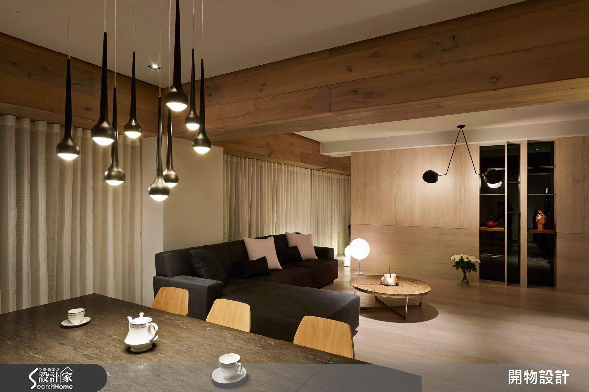 45坪新成屋(5年以下)_現代風客廳案例圖片_開物設計_開物_19之2