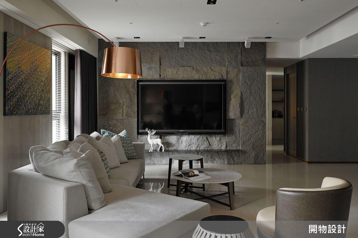80坪新成屋(5年以下)_現代風客廳案例圖片_開物設計_開物_21之1