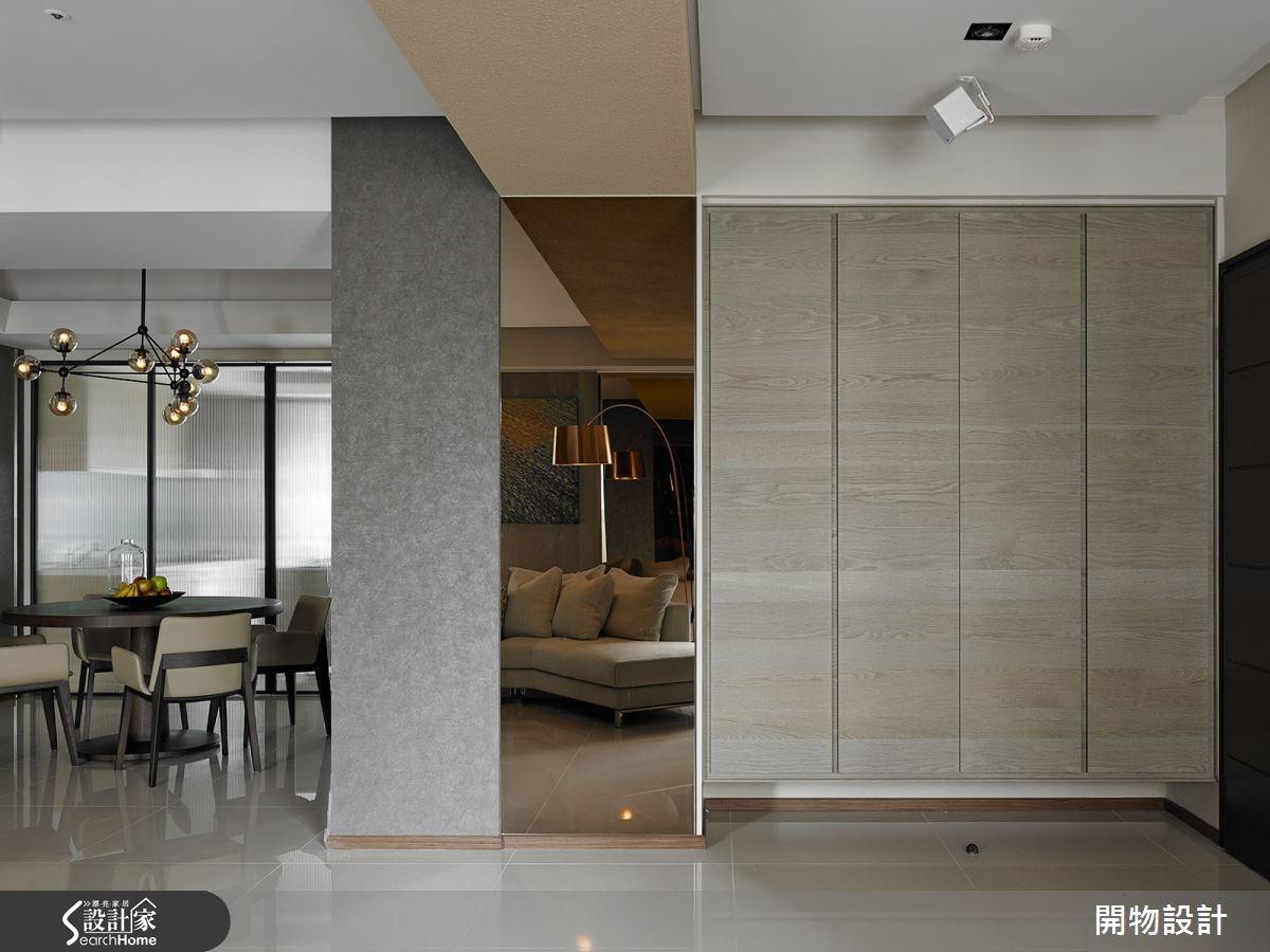 80坪新成屋(5年以下)_現代風案例圖片_開物設計_開物_21之2