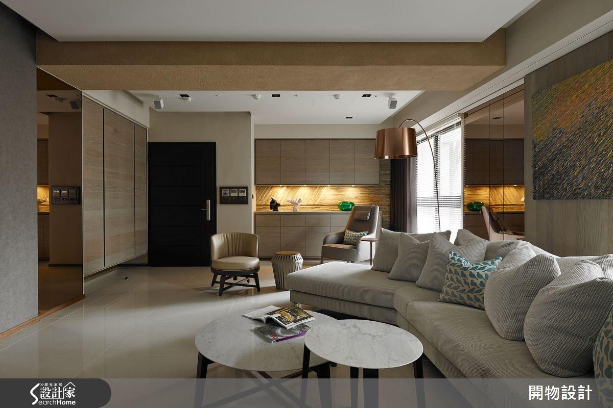 80坪新成屋(5年以下)_現代風客廳案例圖片_開物設計_開物_21之3