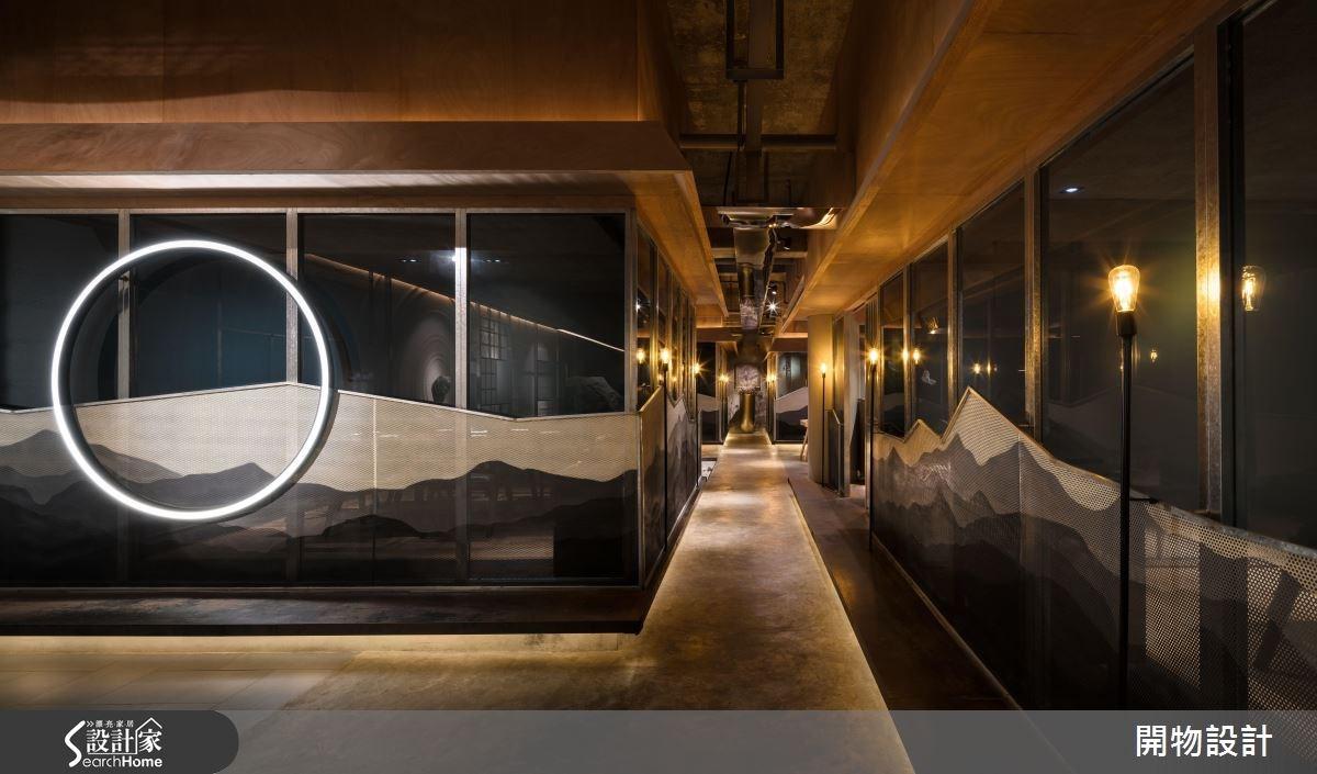 90坪新成屋(5年以下)_新中式風商業空間案例圖片_開物設計_開物_23之5