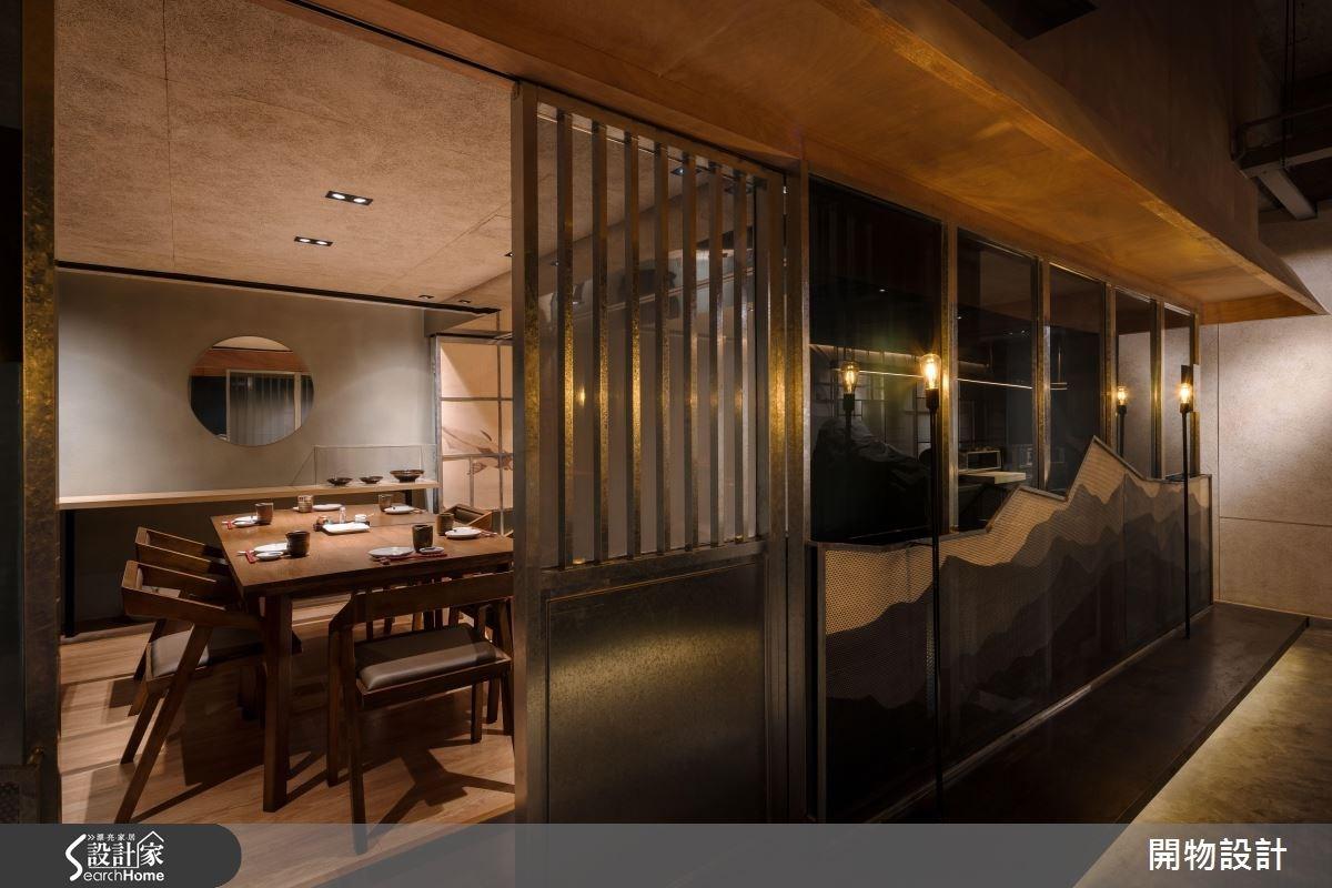 90坪新成屋(5年以下)_新中式風商業空間案例圖片_開物設計_開物_23之19