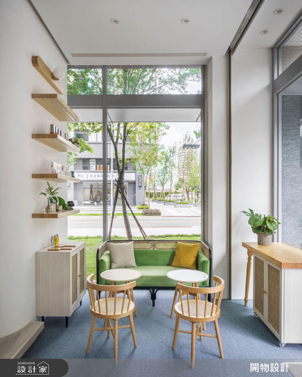 15坪新成屋(5年以下)_現代風商業空間案例圖片_開物設計_開物_38之2