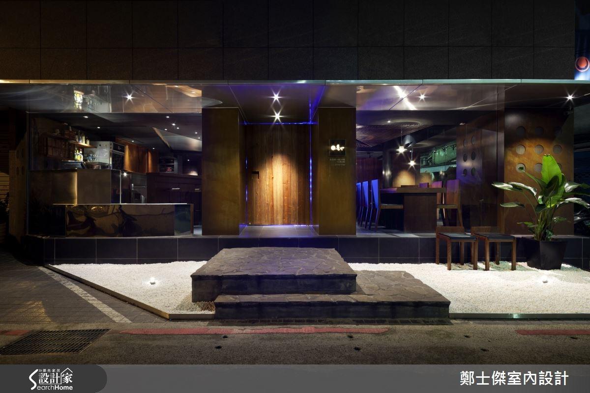 24坪老屋(16~30年)_簡約風商業空間案例圖片_鄭士傑設計有限公司_鄭士傑_01之11