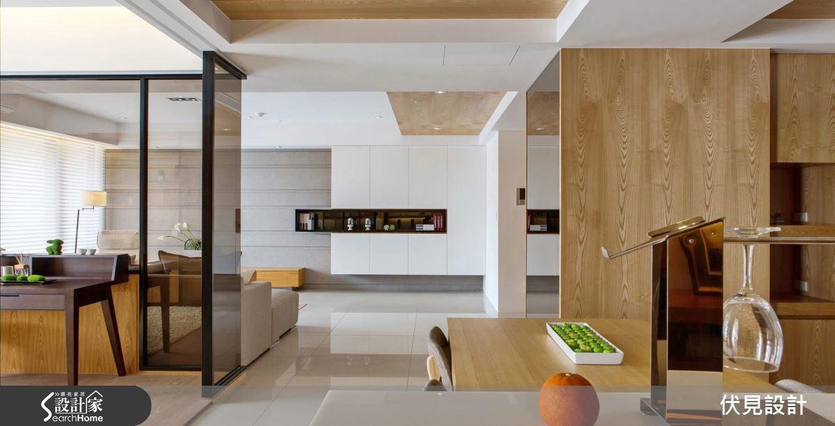 46坪新成屋(5年以下)_北歐風案例圖片_伏見設計事業有限公司_伏見_11之2