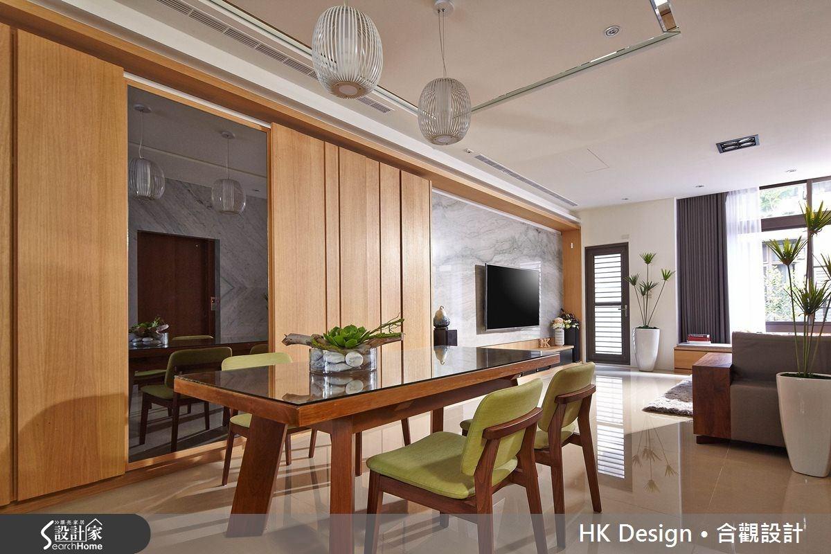 110坪新成屋(5年以下)_現代風客廳餐廳案例圖片_合觀室內裝修工程股份有限公司_合觀_03之6