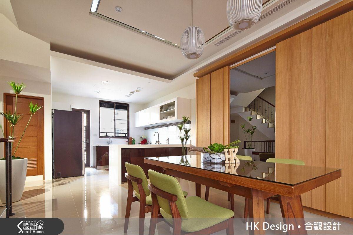110坪新成屋(5年以下)_現代風餐廳廚房案例圖片_合觀室內裝修工程股份有限公司_合觀_03之9