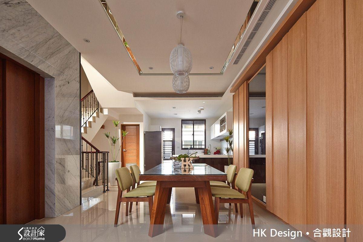 110坪新成屋(5年以下)_現代風客廳餐廳案例圖片_合觀室內裝修工程股份有限公司_合觀_03之10