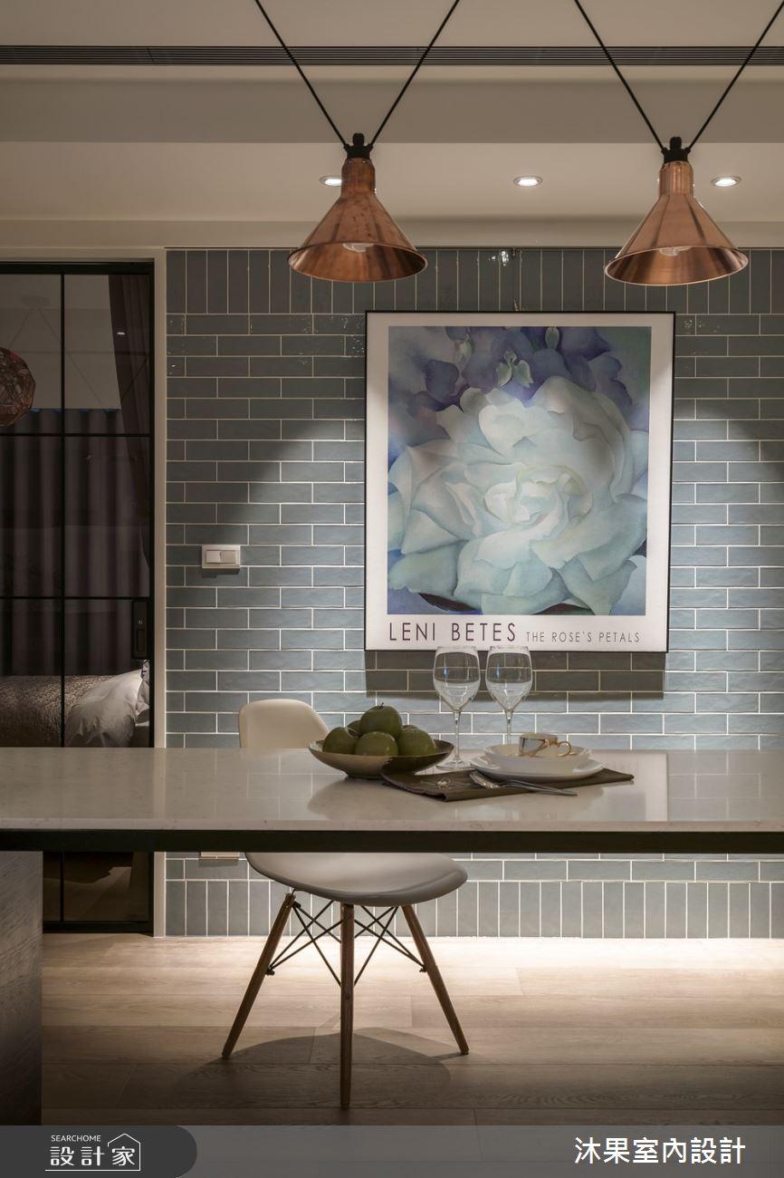 24坪新成屋(5年以下)_現代風餐廳案例圖片_沐果室內設計有限公司_沐果_21之11