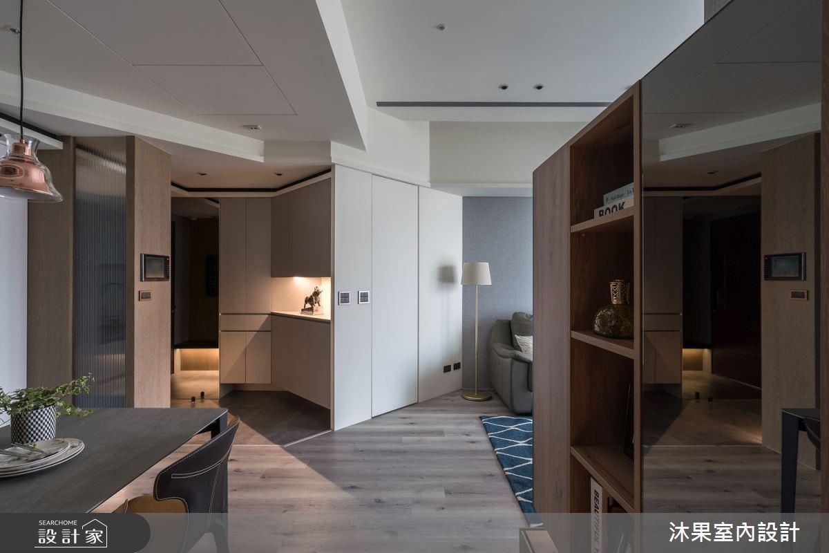 24坪新成屋(5年以下)_現代風餐廳案例圖片_沐果室內設計有限公司_沐果_22之7