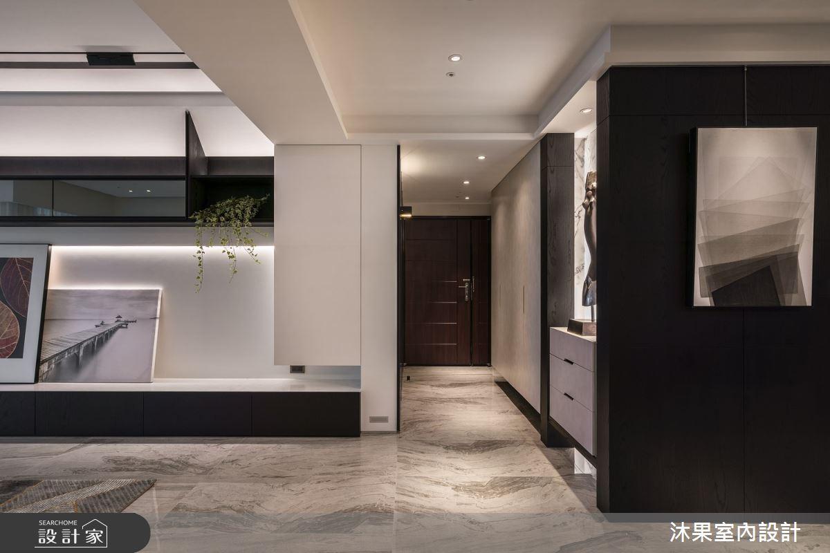 55坪新成屋(5年以下)_現代風案例圖片_沐果室內設計有限公司_沐果_23之6