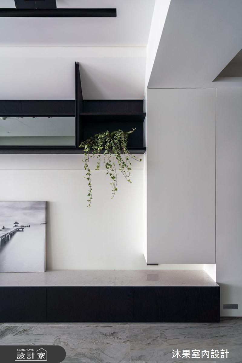 55坪新成屋(5年以下)_現代風客廳案例圖片_沐果室內設計有限公司_沐果_23之4