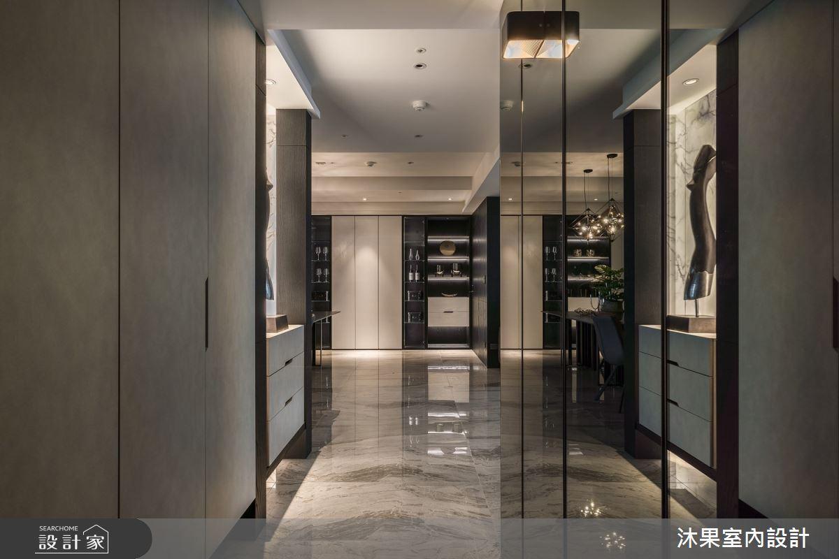 55坪新成屋(5年以下)_現代風案例圖片_沐果室內設計有限公司_沐果_23之7