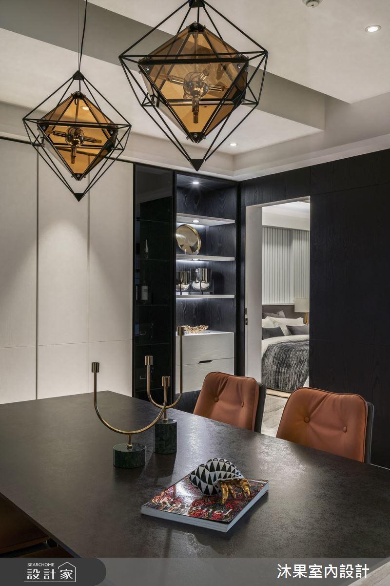 55坪新成屋(5年以下)_現代風餐廳案例圖片_沐果室內設計有限公司_沐果_23之15