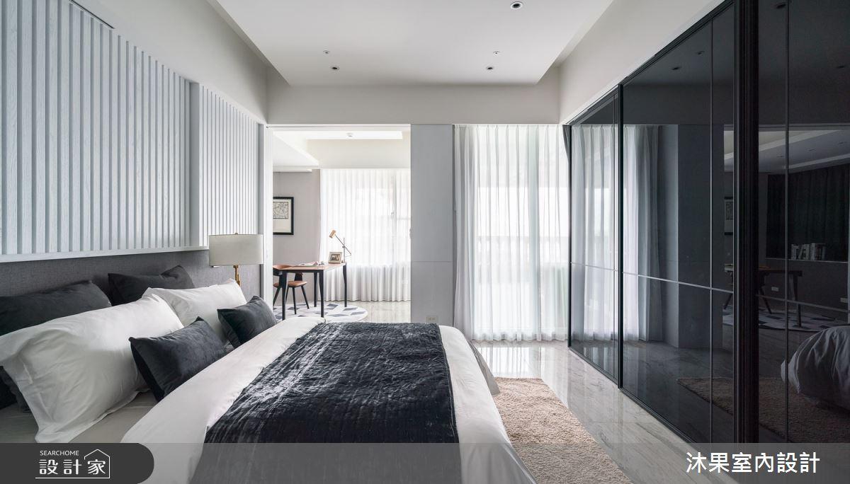 55坪新成屋(5年以下)_現代風臥室案例圖片_沐果室內設計有限公司_沐果_23之16