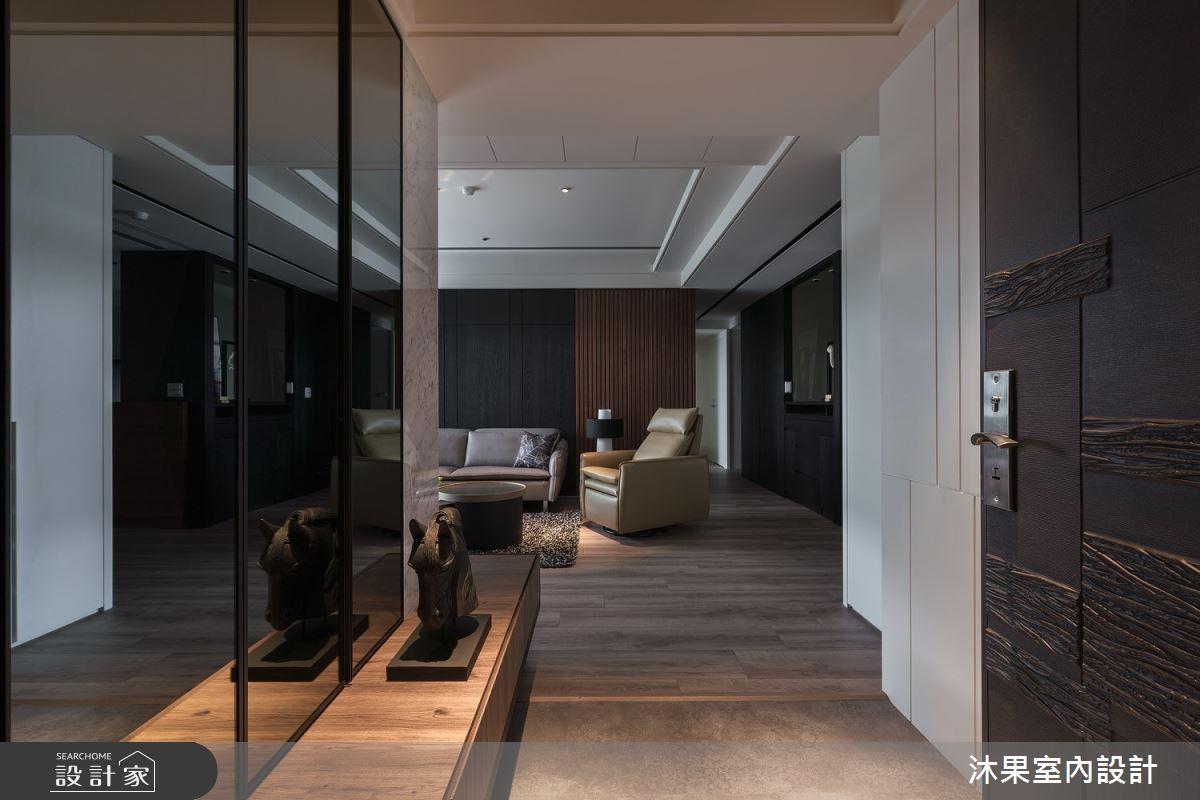 55坪新成屋(5年以下)_現代風案例圖片_沐果室內設計有限公司_沐果_25之1