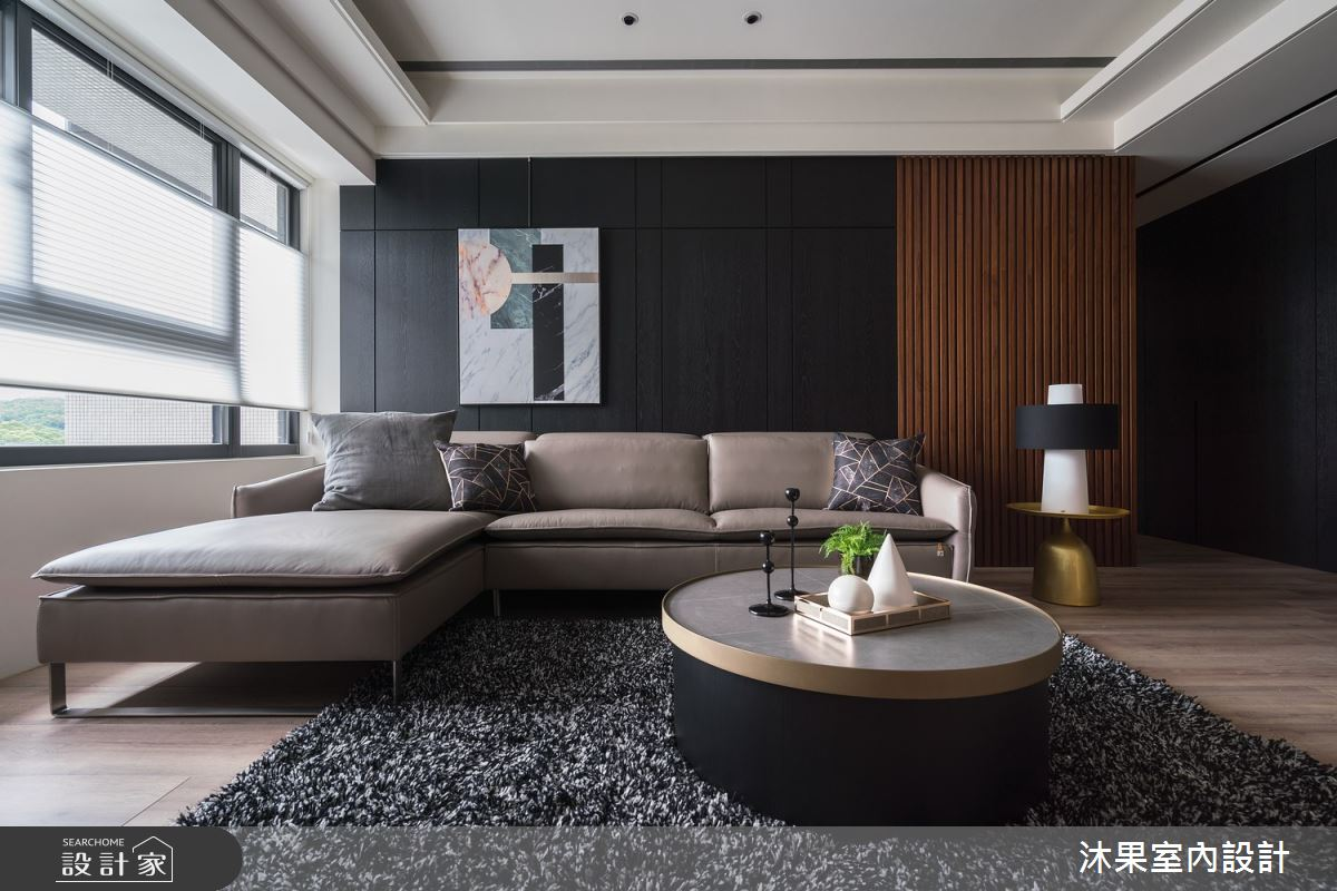 55坪新成屋(5年以下)_現代風案例圖片_沐果室內設計有限公司_沐果_25之2