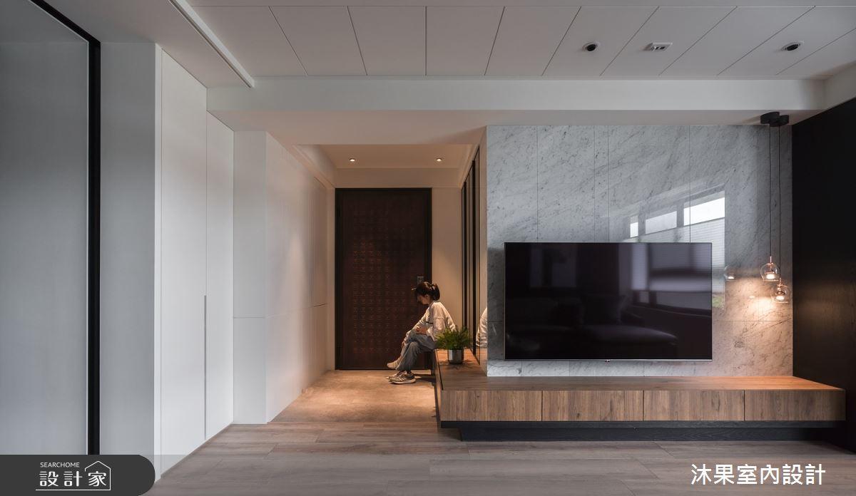 55坪新成屋(5年以下)_現代風案例圖片_沐果室內設計有限公司_沐果_25之3