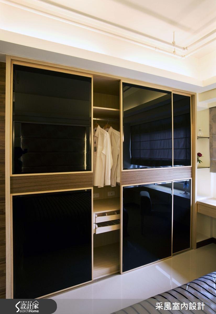 30坪新成屋(5年以下)_現代風案例圖片_采風室內設計_采風_01之17