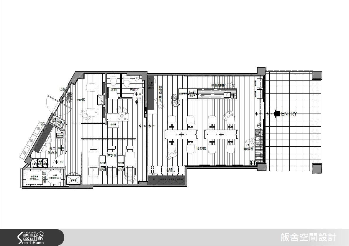 26坪老屋(16~30年)_混搭風案例圖片_舨舍空間設計有限公司_舨舍_03之12