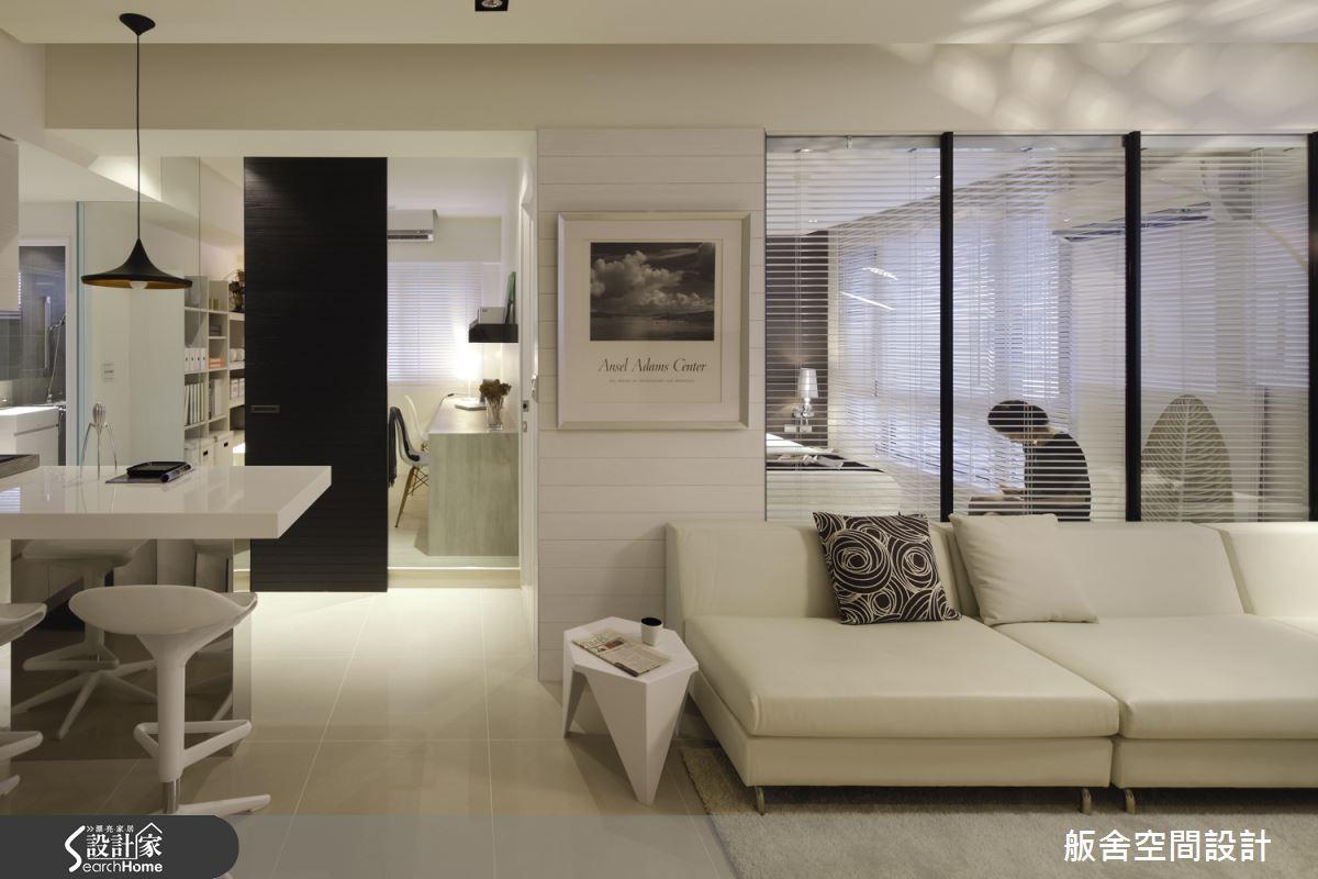 家的完美素顏保養之道 就在我們的 16 坪新婚居宅