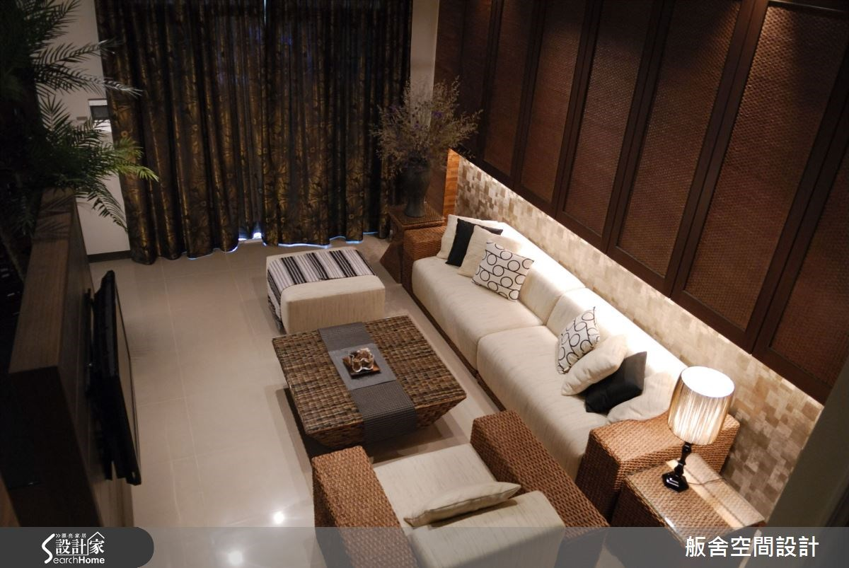 62坪新成屋(5年以下)_休閒風客廳案例圖片_舨舍空間設計有限公司_舨舍_10之4