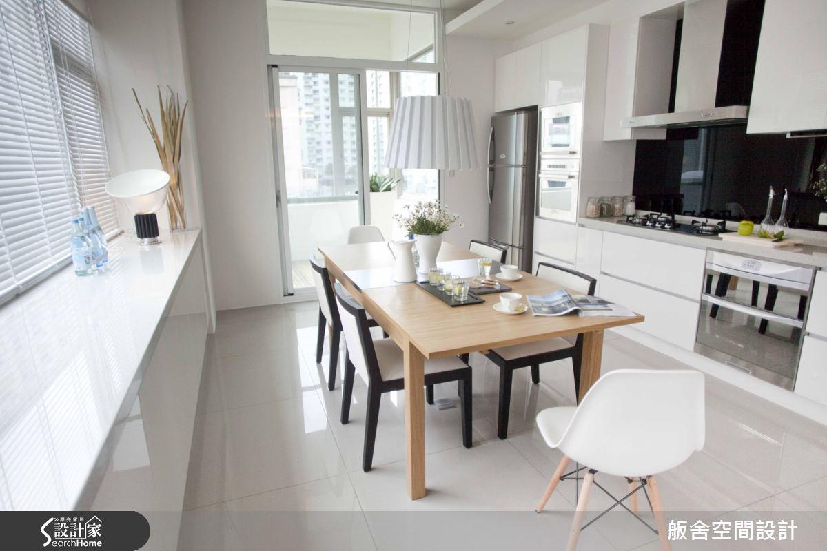 48坪中古屋(5~15年)_簡約風餐廳廚房案例圖片_舨舍空間設計有限公司_舨舍_12之3