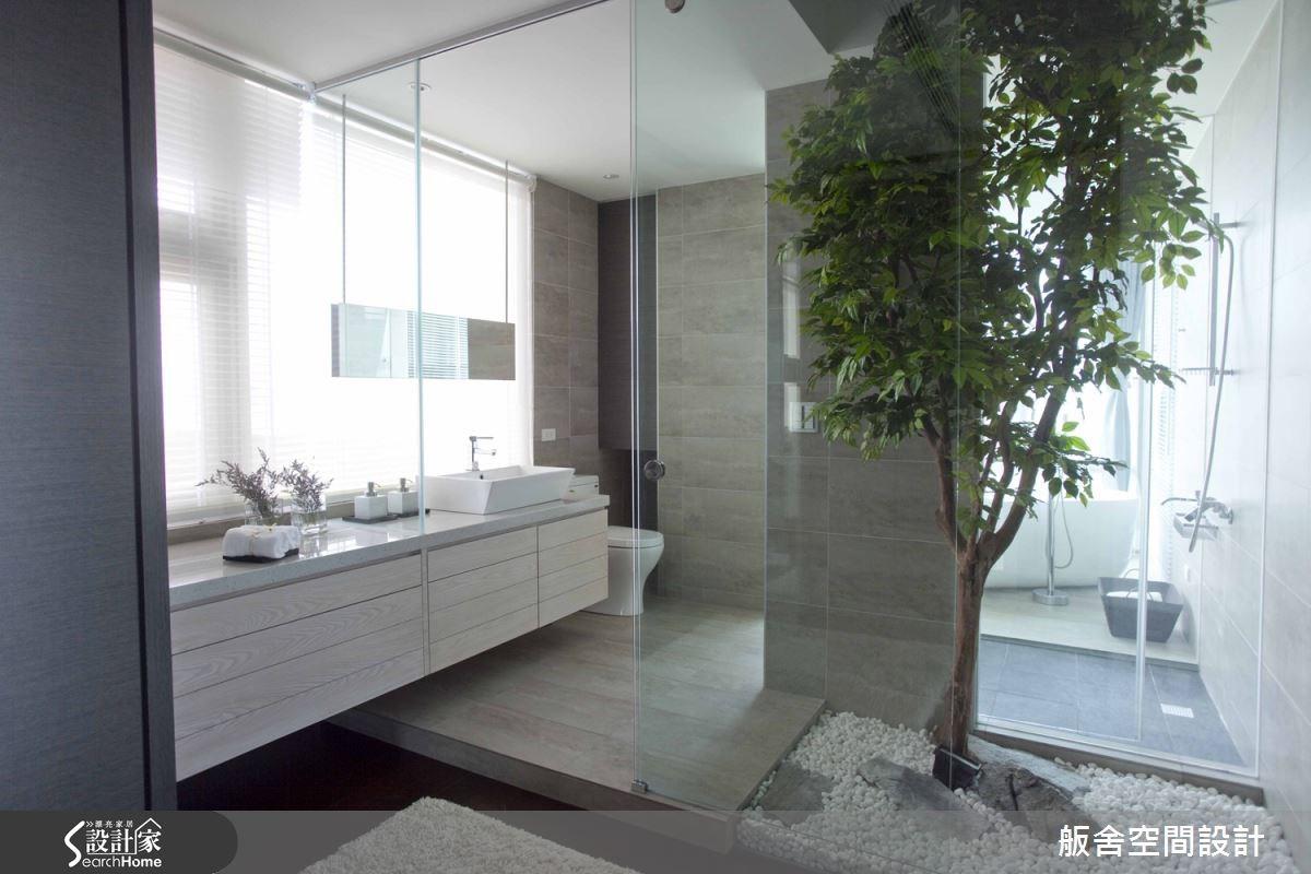 48坪中古屋(5~15年)_簡約風浴室案例圖片_舨舍空間設計有限公司_舨舍_12之9