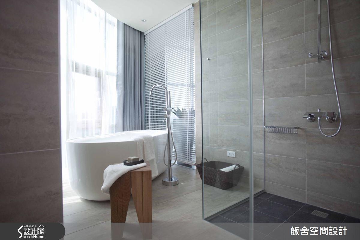 48坪中古屋(5~15年)_簡約風浴室案例圖片_舨舍空間設計有限公司_舨舍_12之10