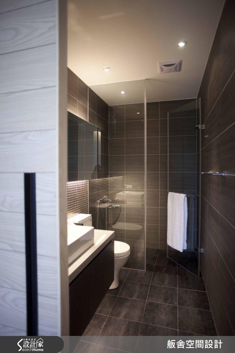 48坪中古屋(5~15年)_簡約風浴室案例圖片_舨舍空間設計有限公司_舨舍_12之11