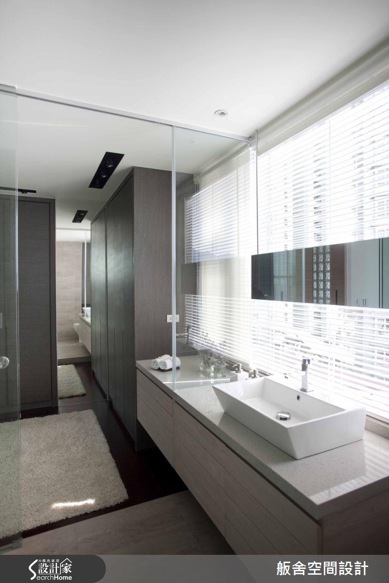 48坪中古屋(5~15年)_簡約風浴室案例圖片_舨舍空間設計有限公司_舨舍_12之12