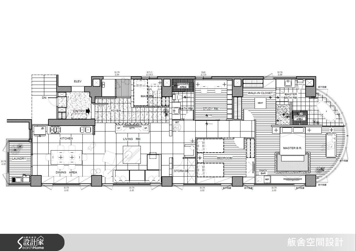 48坪中古屋(5~15年)_簡約風案例圖片_舨舍空間設計有限公司_舨舍_12之13
