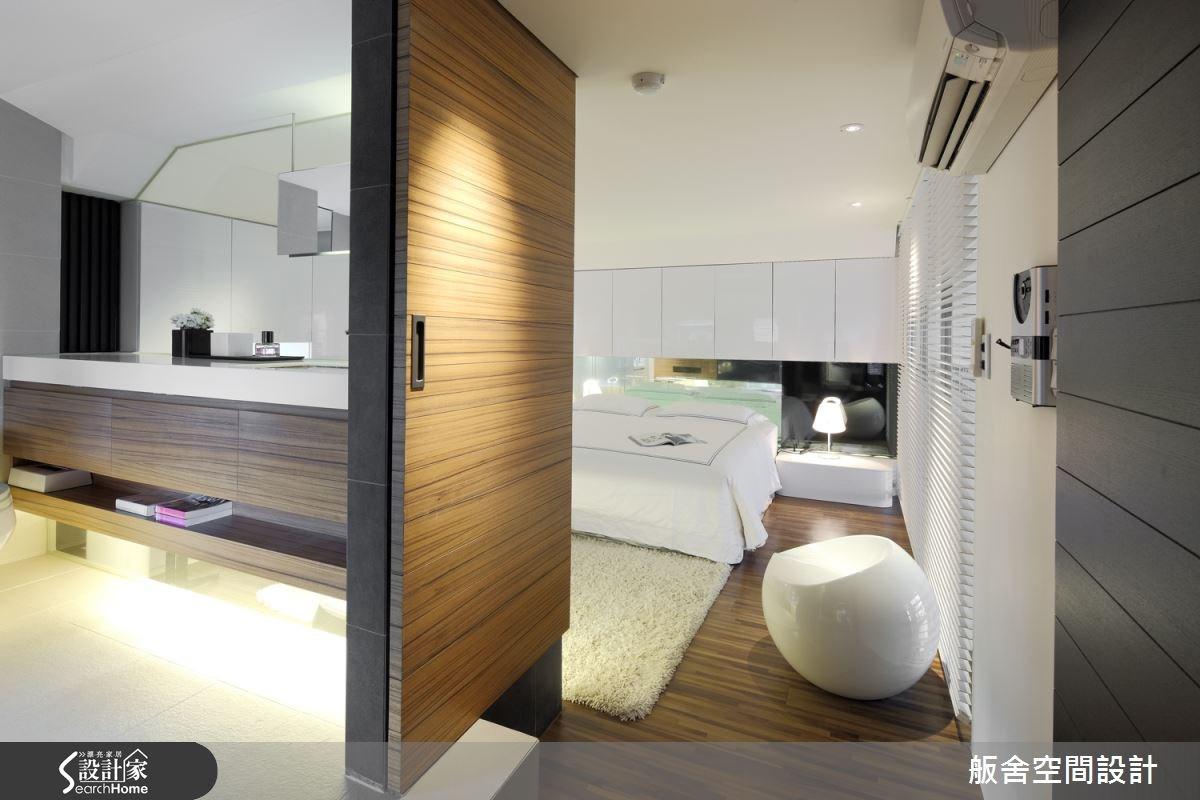 30坪中古屋(5~15年)_現代風臥室浴室案例圖片_舨舍空間設計有限公司_舨舍_15之5