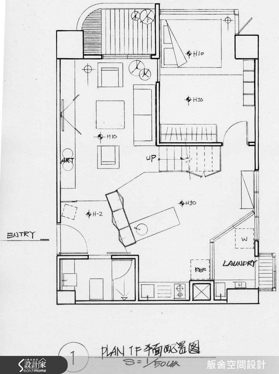 30坪中古屋(5~15年)_現代風案例圖片_舨舍空間設計有限公司_舨舍_15之12
