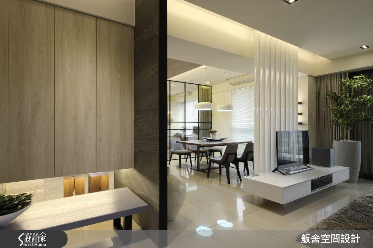 35坪新成屋(5年以下)_混搭風餐廳案例圖片_舨舍空間設計有限公司_舨舍_16之3