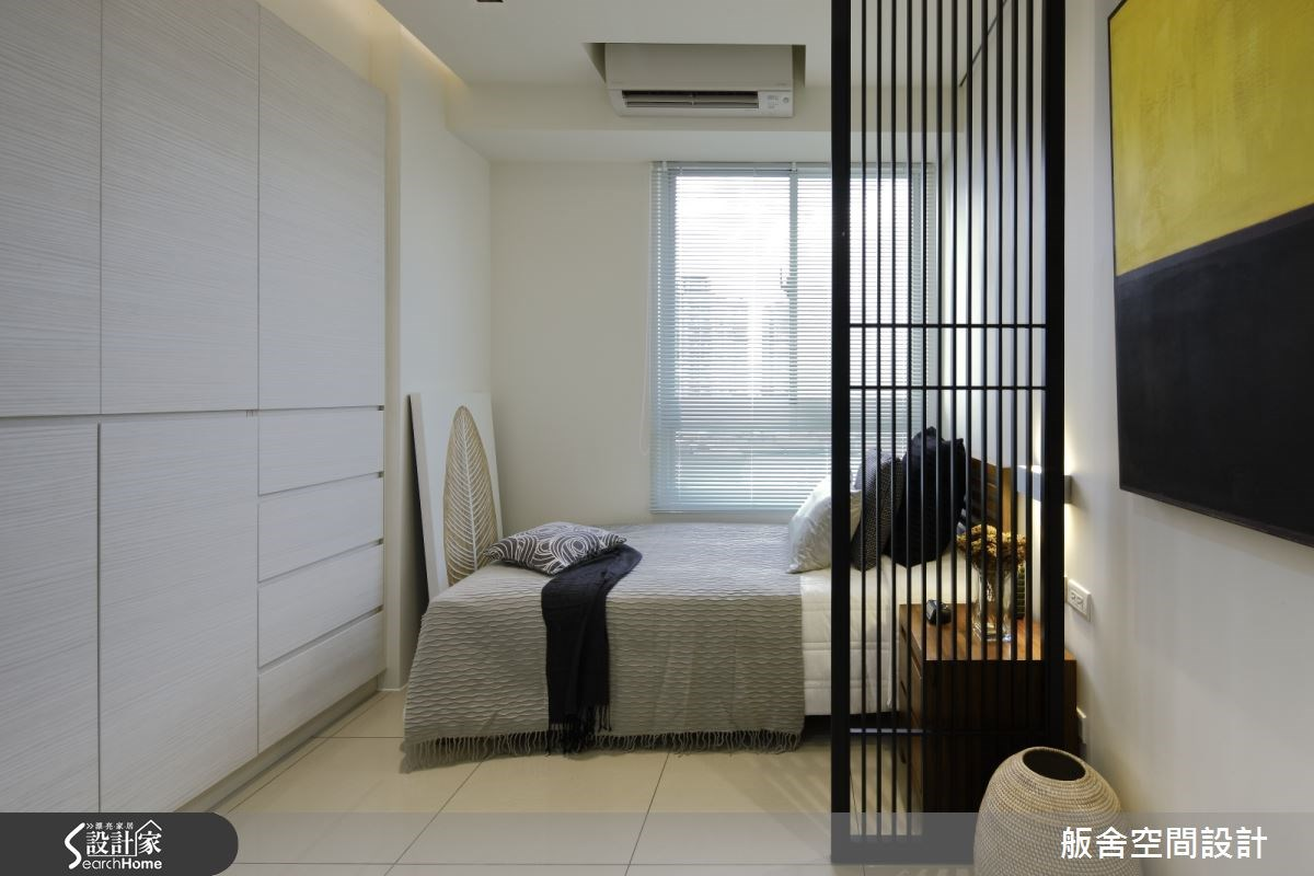 35坪新成屋(5年以下)_混搭風臥室案例圖片_舨舍空間設計有限公司_舨舍_16之11