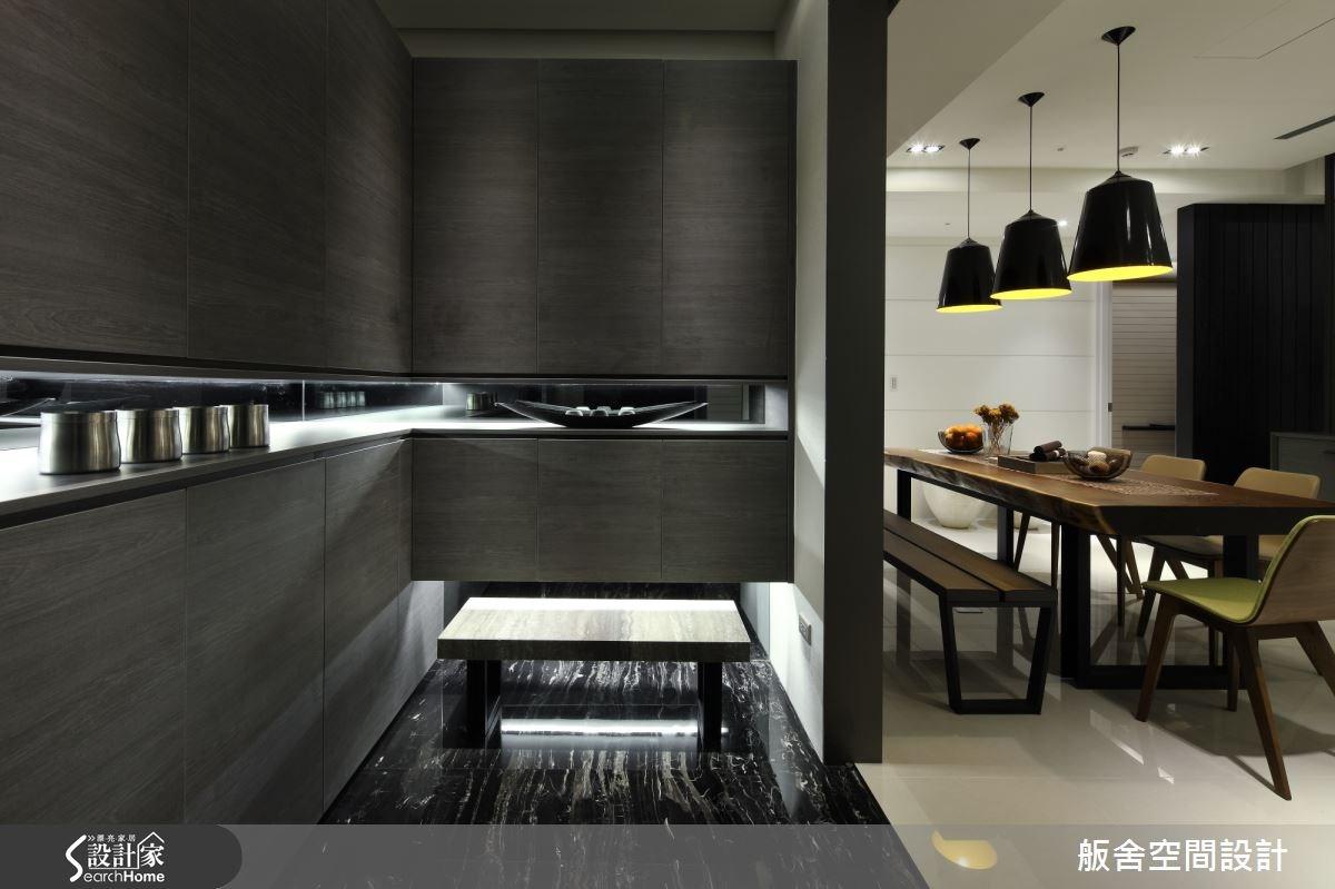 50坪新成屋(5年以下)_混搭風玄關餐廳案例圖片_舨舍空間設計有限公司_舨舍_17之2